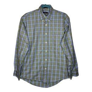 Burberry London Nova Simpson Dress Shirt Small
